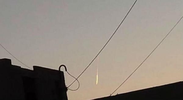 Bola de fogo é vista no céu do Recife e Agreste do estado.