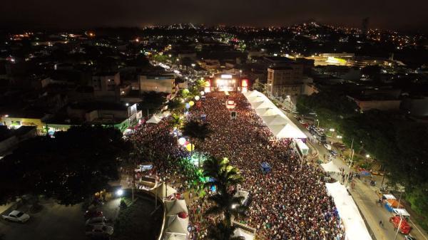 Prefeitura de Garanhuns divulga data do Viva Dominguinhos