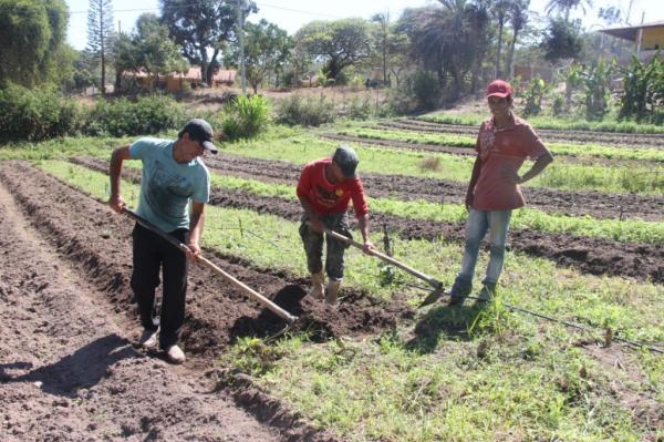 Em sua primeira ação à frente da Secretaria de Desenvolvimento Agrário, Dilson Peixoto assegura boas notícias sobre o Programa Garantia Safra