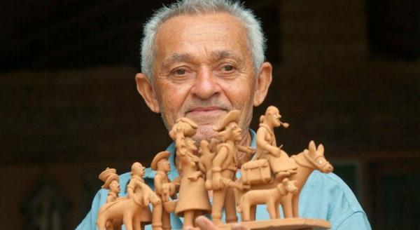 Mestre Severino Vitalino viveu para manter o legado artístico do pai / Foto: Divulgação