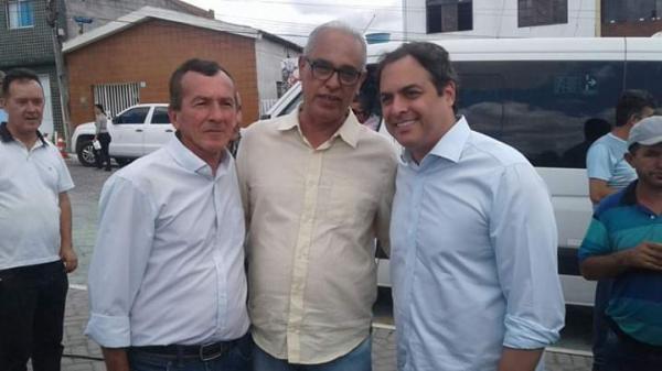 Mario Faustino, com o apoio da CDL Garanhuns, apela pela edificação do Hospital Mestre Dominguinhos ao Governador Paulo Câmara