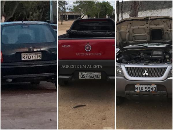 Polícia Civil de Garanhuns descobre esconderijo de carros roubados e recupera cerca de 15 veículos com sinais de adulteração