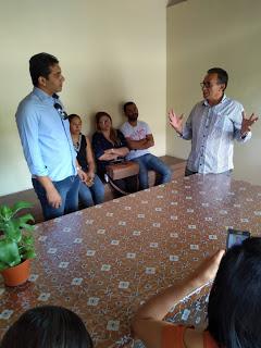 Fernando Rodolfo visita cidade do sertão onde só teve um voto