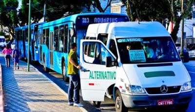 Prefeitura proíbe circulação de veículos alternativos e ônibus intermunicipal e interestadual na avenida Santo Antônio e outras ruas do centro de Garanhuns