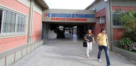 Inscrições para concurso de advogados para a UPE estão abertas. Uma vaga é de Garanhuns