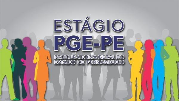 PGE-PE divulga locais de prova de seleção simplificada de estagiários no Recife e Garanhuns