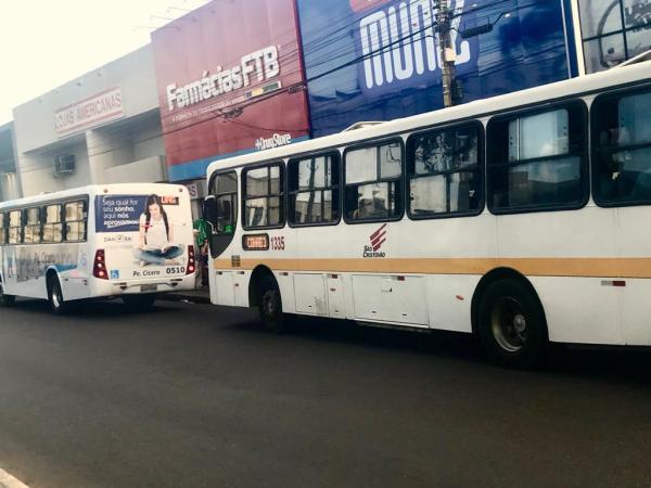 Linhas de ônibus terão itinerário adaptado a partir da próxima segunda (04)