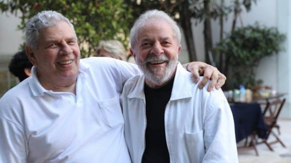 Morre Vavá, irmão de Lula, aos 79. Ex-presidente pede para ir ao enterro