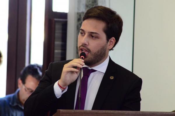 Aglaílson Victor constrói candidatura competitiva na Alepe