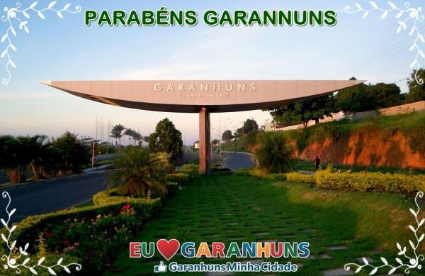 GARANHUNS COMEMORA 140 ANOS COMO CIDADE