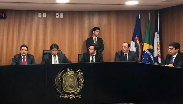 Sivaldo Albino toma posse em cinco comissões na ALEPE