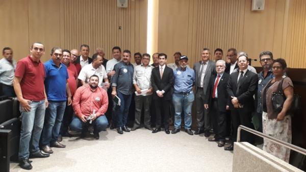 Coordenada por Claudiano Martins Filho, Frente Parlamentar pretende combater medidas contrárias aos interesses do setor.