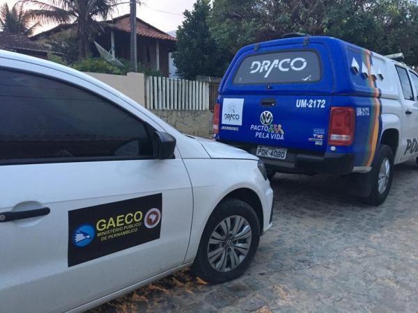 Nova fase da 'Gênesis' cumpre mandados de prisão contra grupo suspeito de desviar R$ 18 milhões da Prefeitura de Quipapá