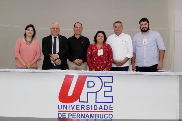 UPE CAMPUS GARANHUNS DEBATE POLÍTICAS PÚBLICAS PARA EDUCAÇÃO EM SEU PLANEJAMENTO ESTRATÉGICO