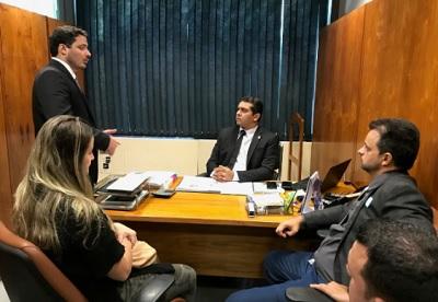 Deputado Fernando Rodolfo apoia projeto de estruturação nacional da Polícia Civil