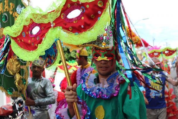 Programação gratuita anima Garanhuns durante o Carnaval 2019
