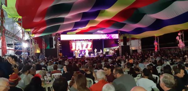 Sivaldo visita polos de Carnaval e diz sentir saudades do Garanhuns Jazz