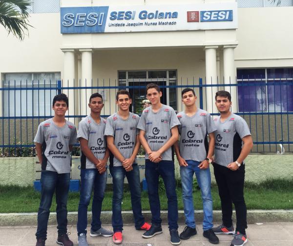 Alunos do SESI-PE representarão Pernambuco no campeonato mundial F1 In Schools