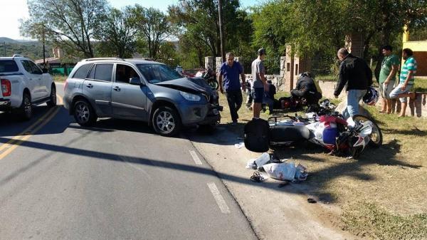 Casal brasileiro residente em Garanhuns sofre grave acidente na Argentina