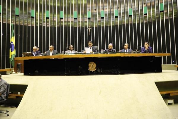 Sessão solene homenageia Garanhuns na Câmara Federal, em Brasília-DF