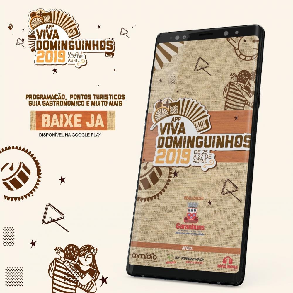 App Viva Dominguinhos