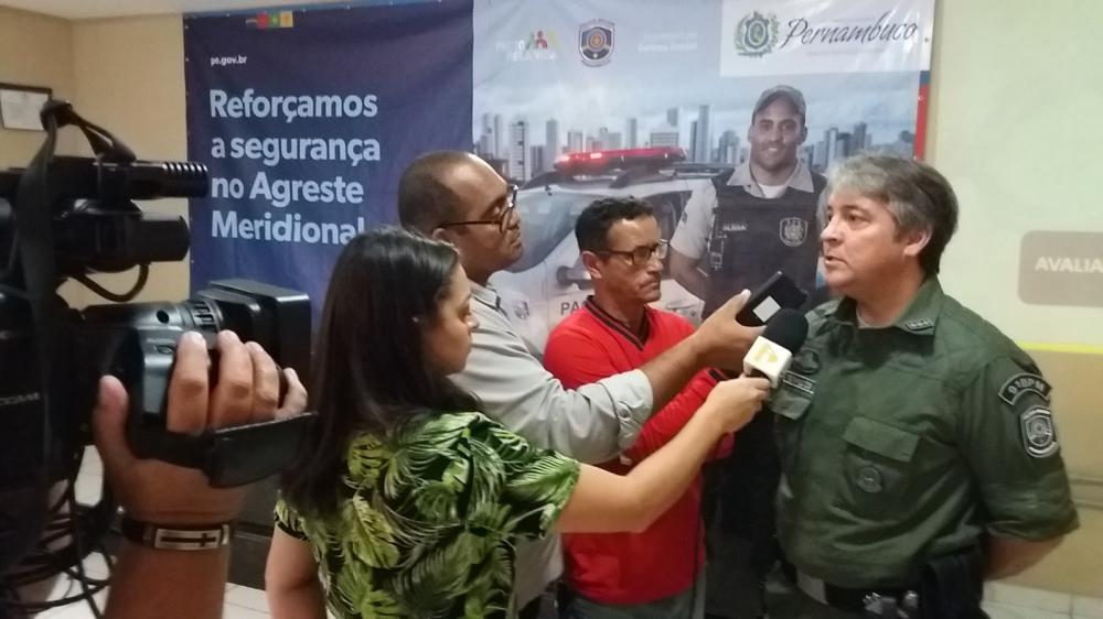 GARANHUNS: Coronel Paulo Cesar deixa comando do 9ºBPM