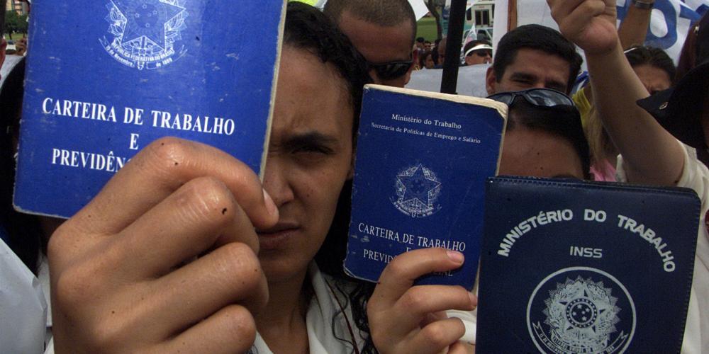 Nordeste concentra 70% dos desalentados. Pernambuco tem 5º maior desemprego