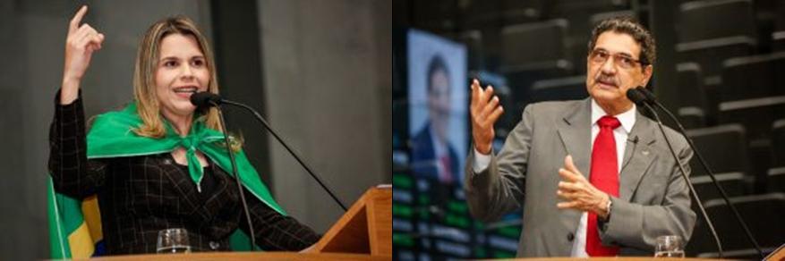 Deputados repercutem manifestações de apoio ao presidente Jair Bolsonaro