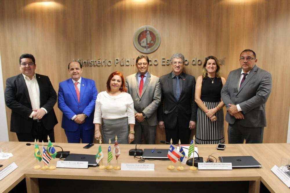 Procuradores-Gerais de Justiça do Nordeste criam Conselho Regional