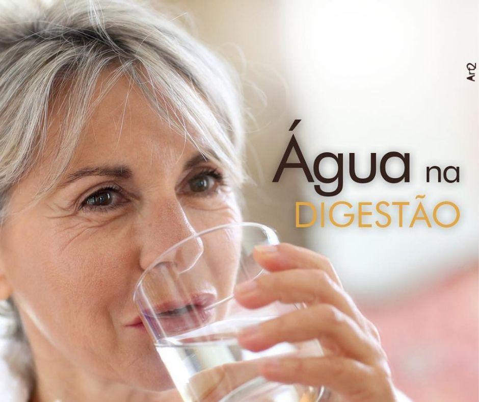 Água e Digestão