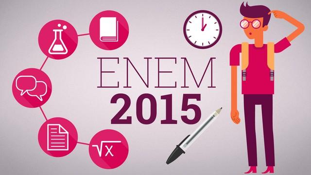 Estudantes devem ficar atentos a itens obrigatórios durante provas do Enem