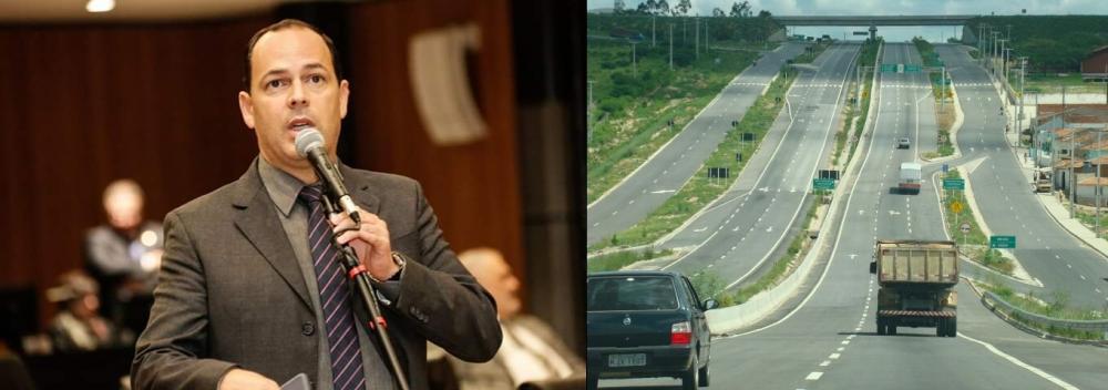 DUPLICAÇÃO DA BR 423: Deputado Sivaldo Albino convida a sociedade em geral para participar da Audiência Pública sobre a duplicação da BR 423