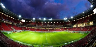 Jogo entre Brasil e Uruguai pelas eliminatórias da Copa do Mundo será na Arena Pernambuco em março de 2016