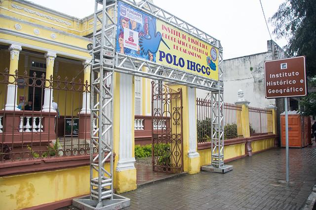 O Instituto Histórico, Geográfico e Cultural de Garanhuns sedia o polo gastronômico do FIG