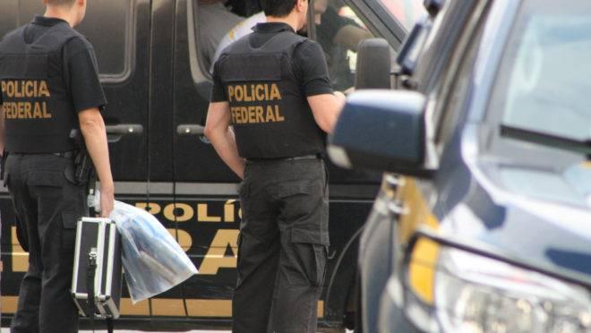 Polícia Federal prendeu hackers suspeitos de participar de invasão ao celular de Moro| Foto: Fernando Oliveira/PRF