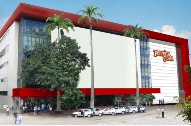 Ferreira Costa anuncia construção Home Center em Brasília, Distrito Federal