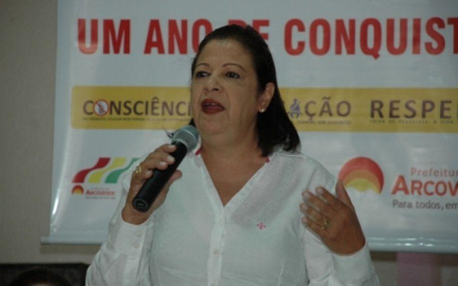 ARCOVERDE: Justiça condena prefeita de Arcoverde por improbidade administrativa denunciada por ação civil do MPPE