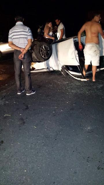 Ex-aluno do CEEG morre em acidente de carro na BR 424 em Garanhuns