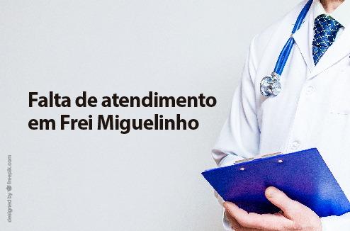 MPPE recomenda que médicos de hospital e posto de saúde de Frei Miguelinho cumpram expediente e não se neguem a atender o público