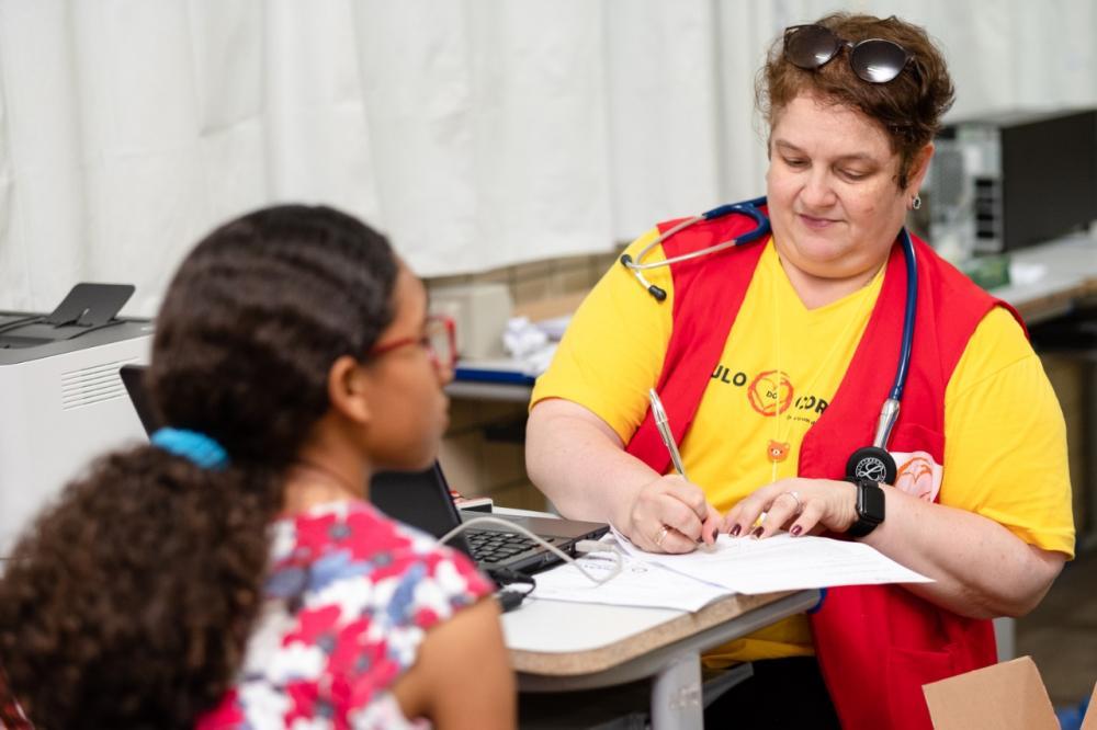 Caravana do Coração vai prestar atendimento cardiológico gratuito a crianças e gestantes de 21 cidades do Agreste de Pernambuco e capacitar profissionais de saúde