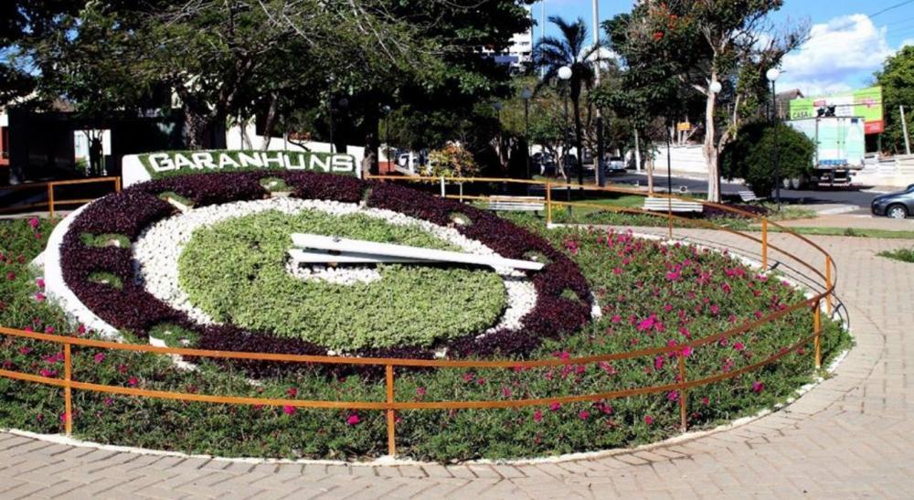 Relógio das Flores é um dos principais pontos turísticos de Garanhuns (Divulgação/Prefeitura de Garanhuns)