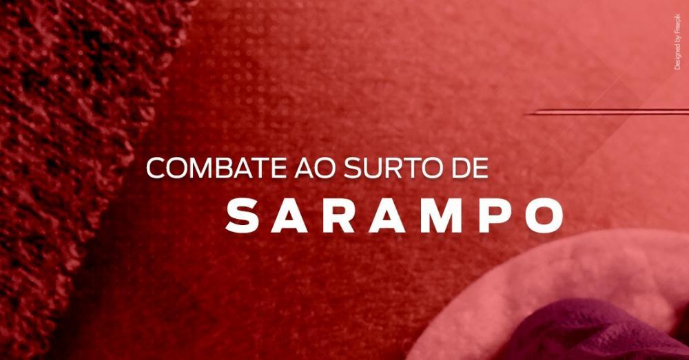 MPPE recomenda ao município de São João intensificar ações para vacinar a população e conter o surto de sarampo