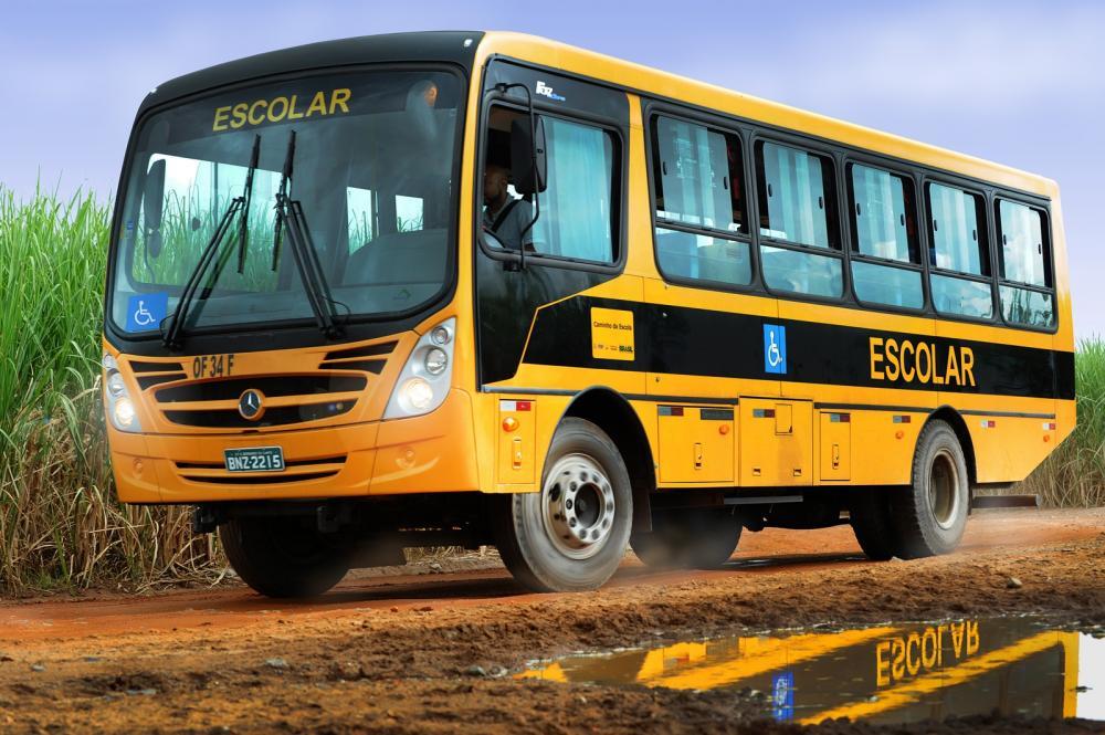 MPPE recomenda que transporte escolar seja exclusivo para alunos da rede pública de ensino do município de Pedra
