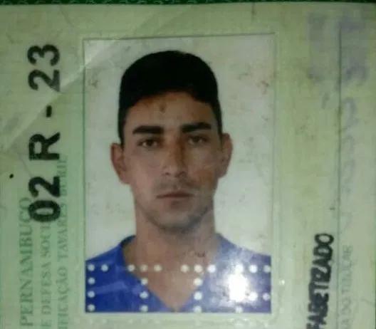 NATURAL DE GARANHUNS: Homem morre atropelado em Bocaiúva, Minas Gerais, e até o momento familiares não entraram em contato com as autoridades locais