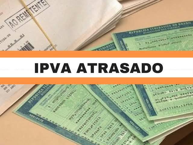 Desconto para quitar IPVA em atraso vai até 30 de dezembro