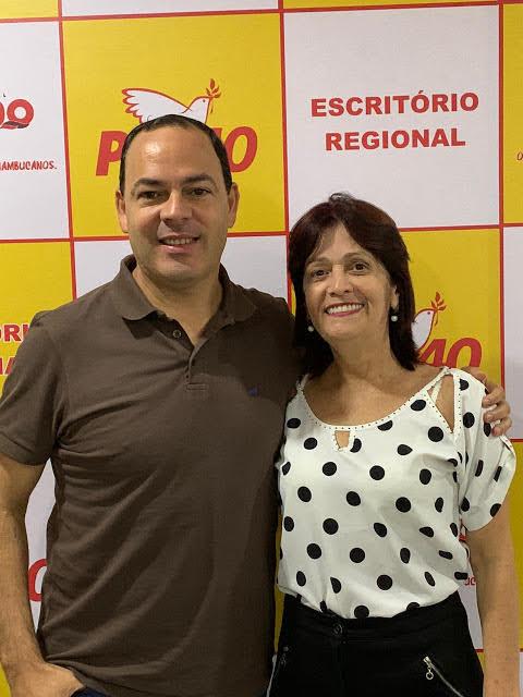 CONFIRMADO: Vereadora Betânia da Ação Social deixa PTB e ingressa no PSB