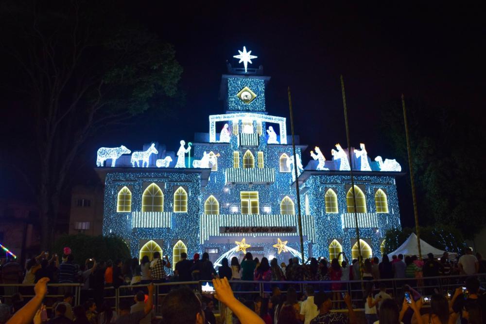 'A Magia do Natal 2019' se consolida como um dos maiores eventos natalinos do país