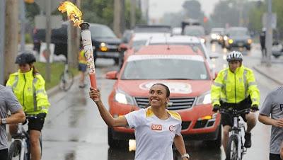 Saiba por onde vai passar a tocha olímpica quando chegar a Garanhuns, próximo dia 30 de maio