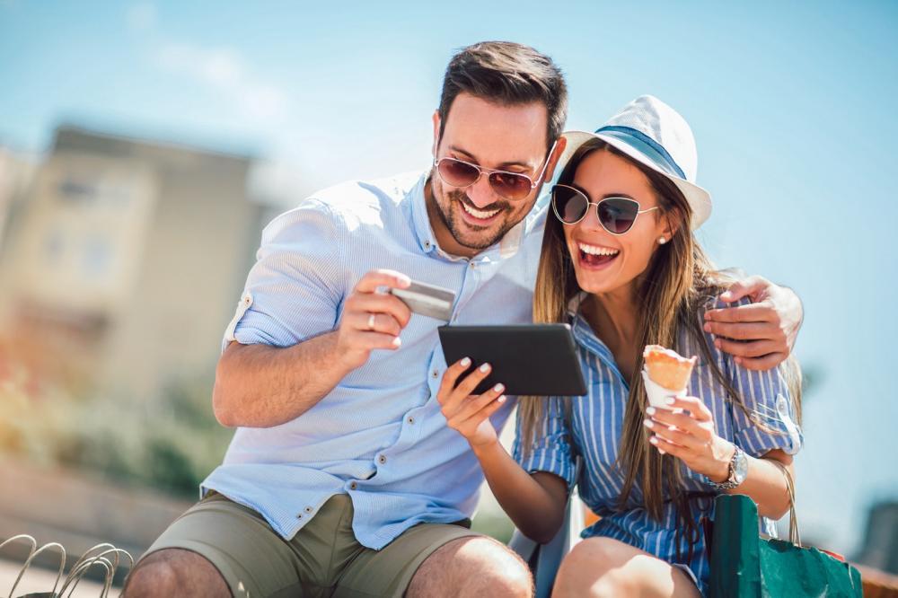 Como escolher o melhor cartão de crédito para viajar para o exterior?
