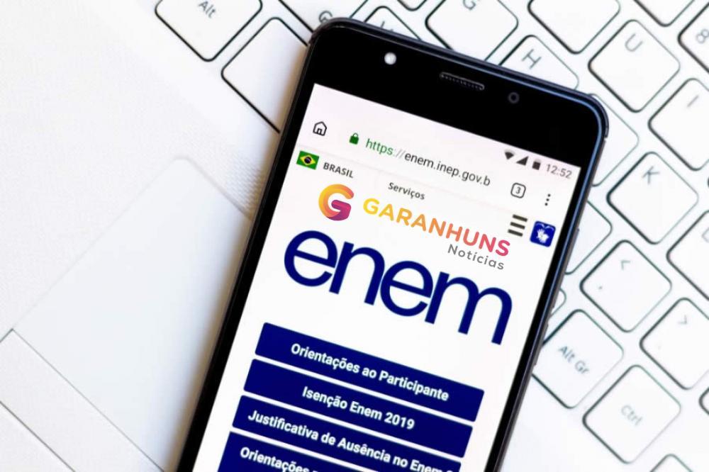 Inep publica cronograma do Enem 2020; provas serão em 1° e 8 de novembro, e o Enem Digital será estendido para todos os estados